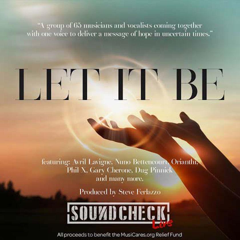 5/11-17, 2020 Soundcheck Live!  チャリティー・リモート・ライヴ